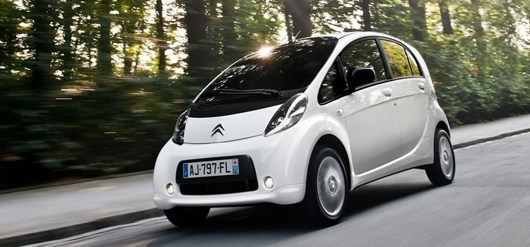 electric car citroen c-zero