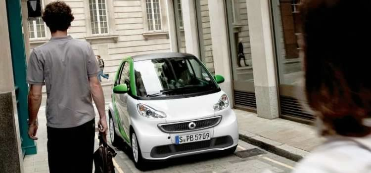 electric car Smart
